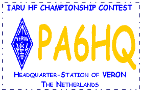 PA6HQ at PI4D IARU-HF contest 2018