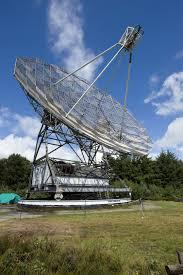 Lezing door Jan PA3FXB: Redden van satellieten met behulp van de Dwingeloo radiotelescoop