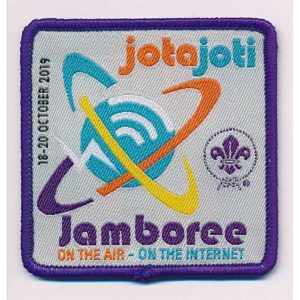 JOTA Jamboree On The Air 2019