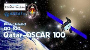 Lezing Es Hail 2 - Qatar Oscar 100 door René Stevens PE1CMO