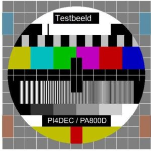 PA800D in DATV experiment op 2m: Not more of the same
